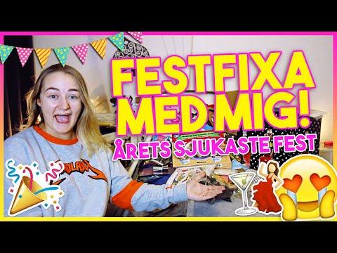 HUR DU FIXAR BÄSTA FESTEN | PARTYPLANNING #1