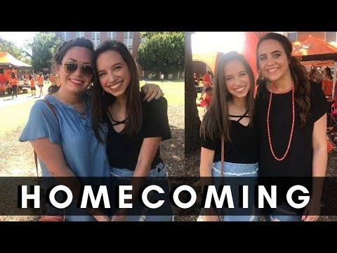 HOMECOMING AT OKLAHOMA STATE UNIVERSITY // Senior Year Ep. 5