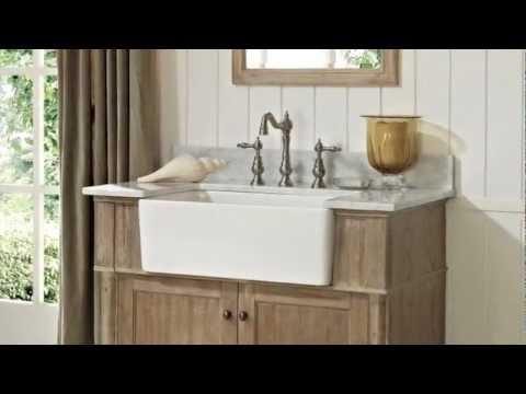 Fairmont Designs Bath - Rustic Chic Collection