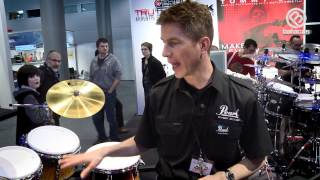 Pearl (4/4) - Trutracpack, Vision, Masters - Musikmesse 2012