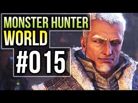 Monster Hunter World #015 🏹 Der Zora Magdaros - Let's Play Monster Hunter World Deutsch