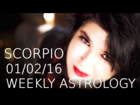 scorpio weekly astrology forecast 8 march 2020 michele knight