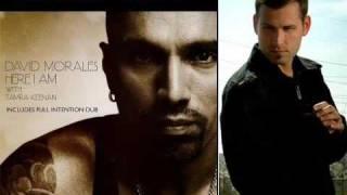 David Morales ft Tamra keenan - Here i Am (Kaskade Remix) (with lyrics)