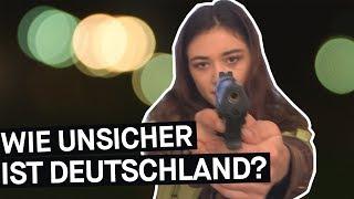 Wie sicher ist Deutschland: Müssen wir uns selbst schützen? || PULS Reportage