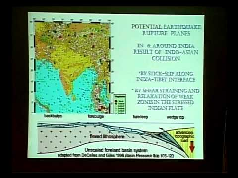 028 Earthquake Hazard in India Scientific approaches to quantification
