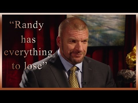Triple H weighs in on the six contestants in the Elimination Chamber Match