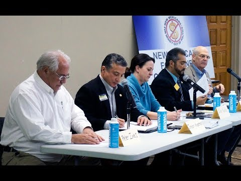 NMMOP 2018 Mayoral Forum - Opening & Introductions