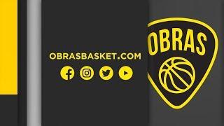 Highlights Obras Basket 90-82 Peñarol (05-12-2017)