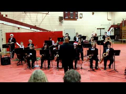 PRHS Jazz Band Holiday Concert 2014 - Best Bet