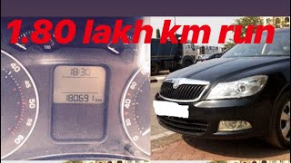 2 lakh km run skoda Laura 2.0 Tdi diesel long term review.