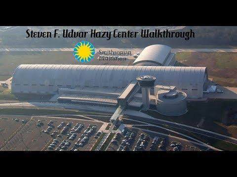 Smithsonian Steven F. Udvar-Hazy Centre Walkthrough