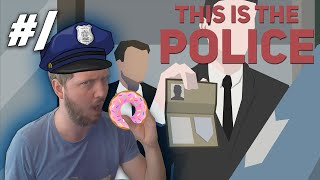 POLITICHEF COMKEAN! - This Is The Police dansk Ep 1