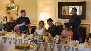 jack and victor wedding speech