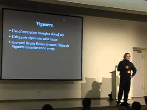 22C3: Learning cryptography through handcyphers