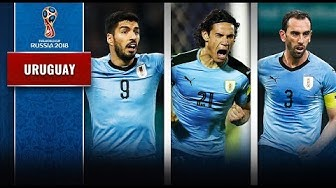 WM 2018 Teamcheck: Das sind Uruguays Schlüsselspieler