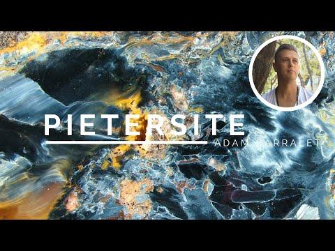 Pietersite - The Stone of the Storm