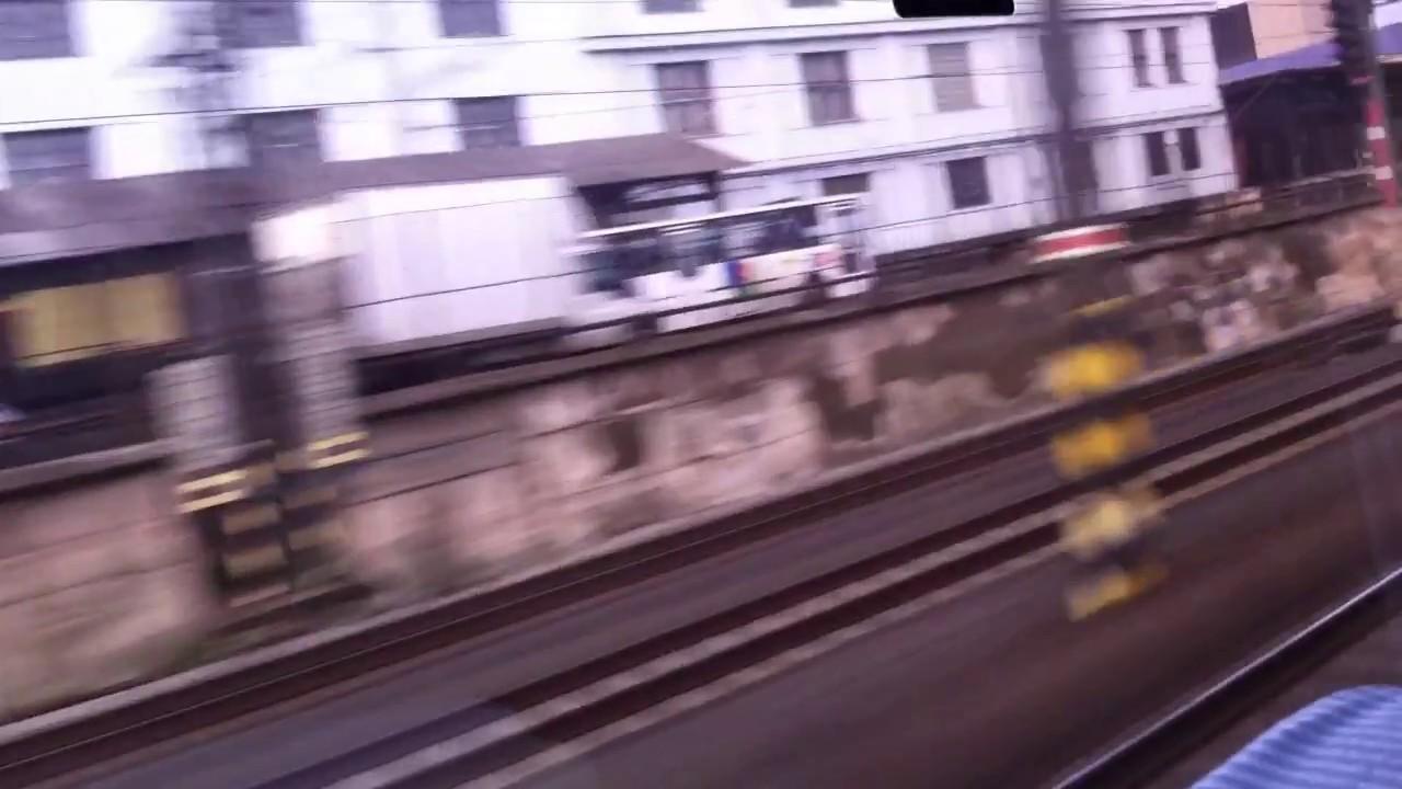 I LOVE TRANSPORT: Sypialnym Intercity z Warszawy wjeżdżamy na główny dworzec czeskiej Pragi