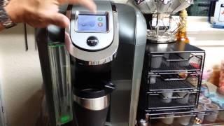 Keurig 2.0 Travel Mugs of coffee