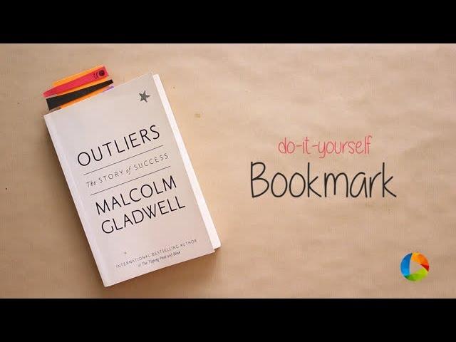 DIY : Bookmark | Art All The Way