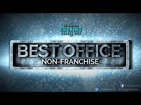 Best Office - Non Franchise: The Australian Lending & Investment Centre