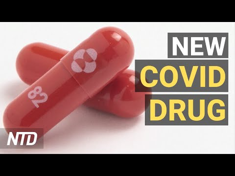 Merck to Request Approval For COVID Drug; Bitcoin Mining From Volcanoes: El Salvador | NTD Business