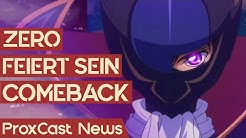 Zero feiert sein Comeback in Code Geass: Lelouch of the Resurrection | Anime-News #80