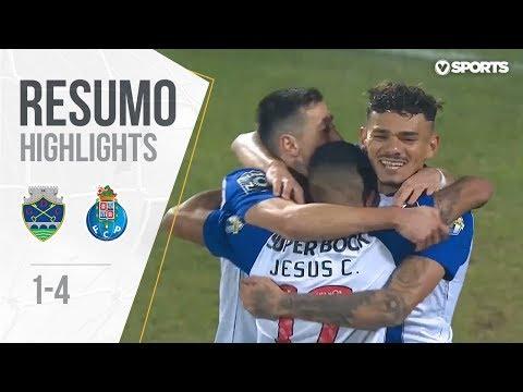 Highlights | Resumo: Chaves 1-4 FC Porto (Liga 18/19 #18)
