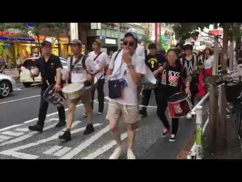 2017/7/9 安倍政権反対デモ@新宿