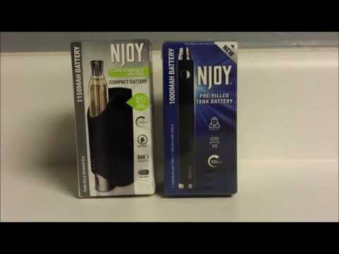 An In-depth Look At NJOY's Convenience Vaping Line Of Products