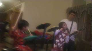 """You Belong with Me (Taylor Swift) -- Cover by the Sullano """"Wii Band Hero"""""""