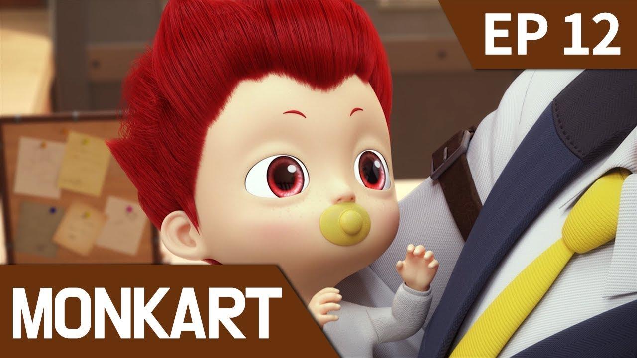 Download [MonKartTV] Monkart Episode - 12