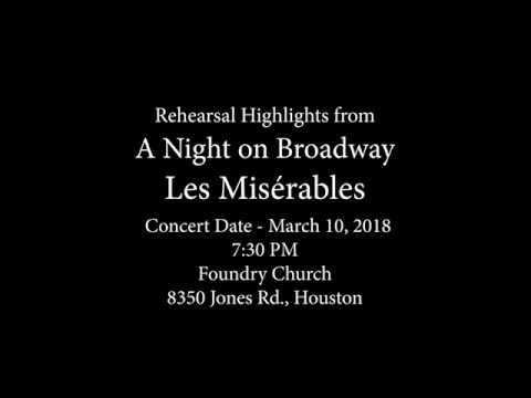 Houston Choral Society Night on Broadway
