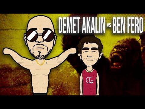 Demet Akalın vs Ben Fero   Özcan Show