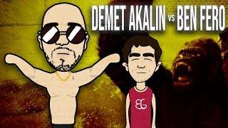 Demet Akalın vs Ben Fero | Özcan Show