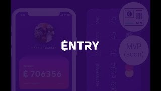 Entry.Money: A comprehensive banking platform built on blockchain technology