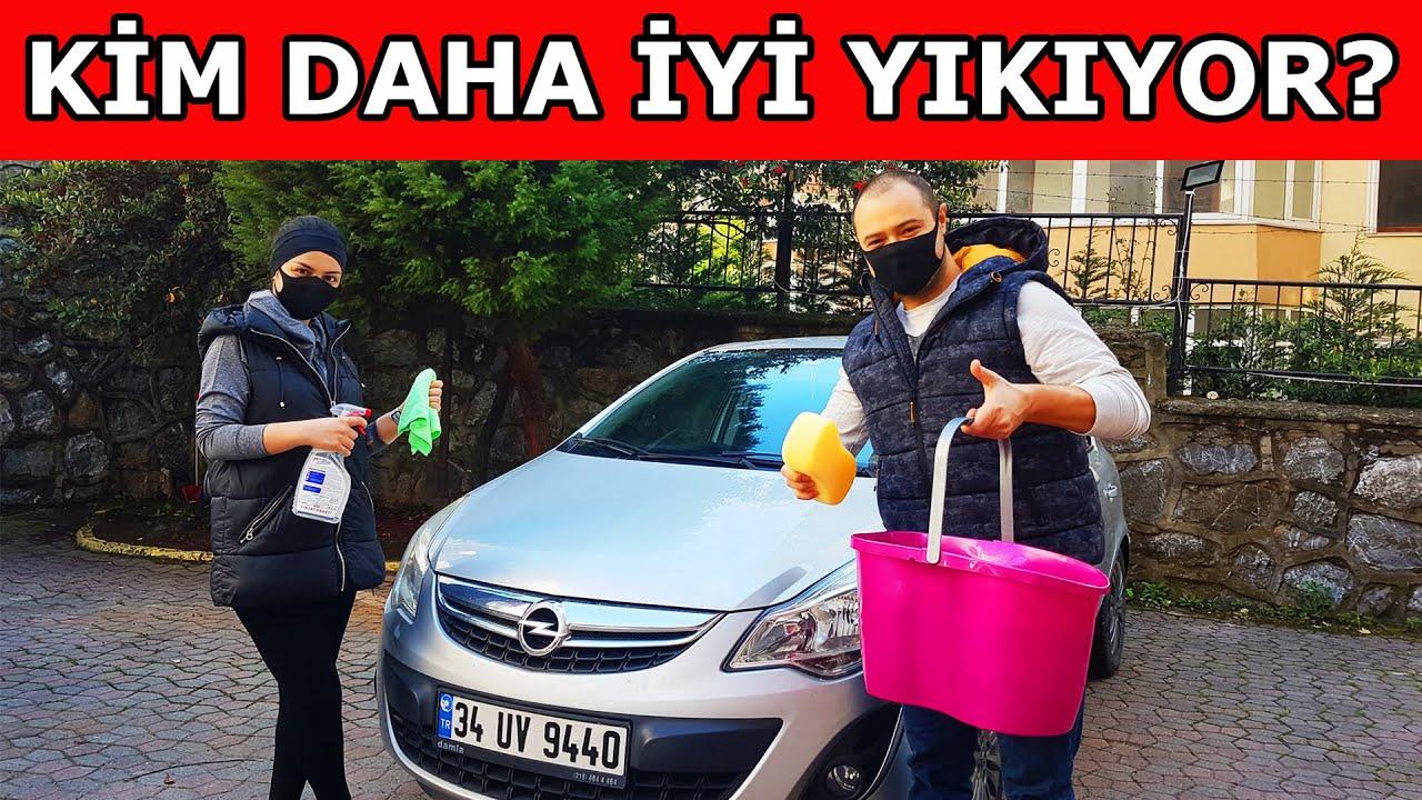 Kim daha iyi araba yıkıyor? | Kil işe yarıyor mu? | Yıkama konusunda ipuçları neler?