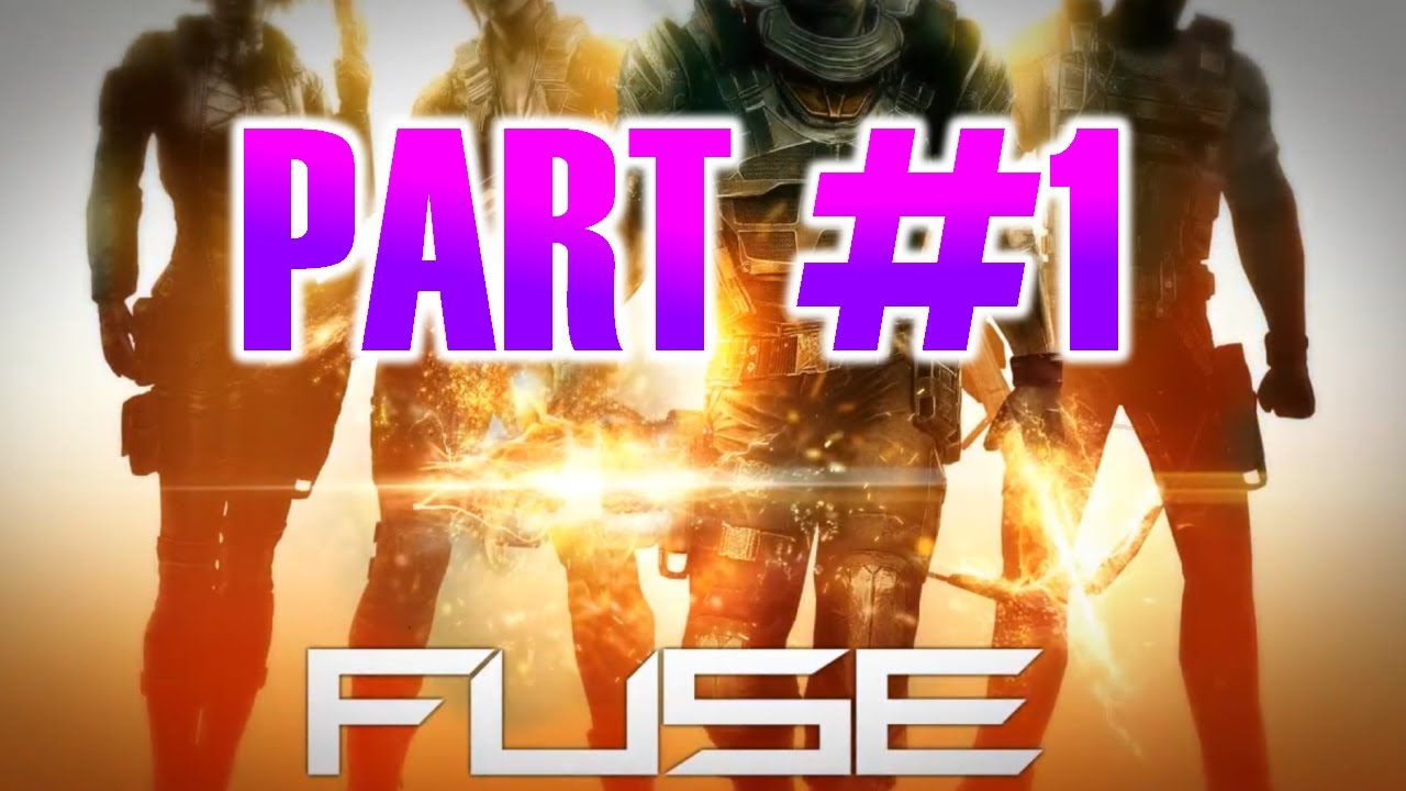 fuse 2013 video game gameplay walkthrough part 1 chapter 1 casual friday xbox 360 ps3 hd  [ 1280 x 720 Pixel ]