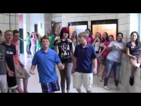 Minisink Valley Middle School Lip Dub (2012)