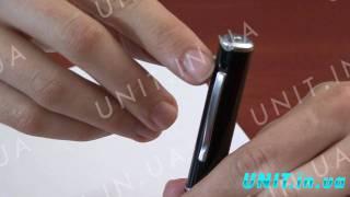 Ручка с миниатюрной видеокамерой.(Купите прямо сейчас: http://www.4safe.com.ua/cat35/SY-58 Элегантная шариковая ручка (SY-58), которая оснащена микрокамерой..., 2010-07-12T09:23:39.000Z)