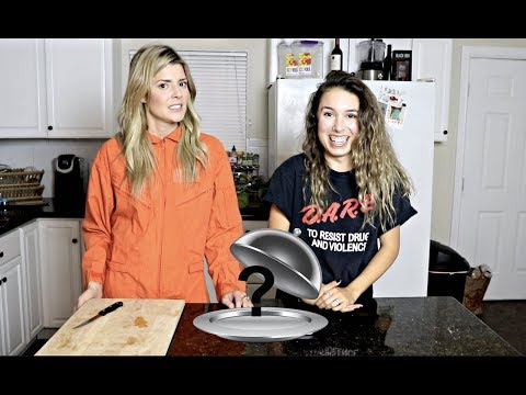 MAKING PRISON FOOD w/ Grace Helbig