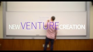 New Venture Creation Course at the Ivey Business School