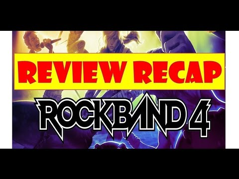 Rock Band 4: Reviews Summary, Worth the Money?