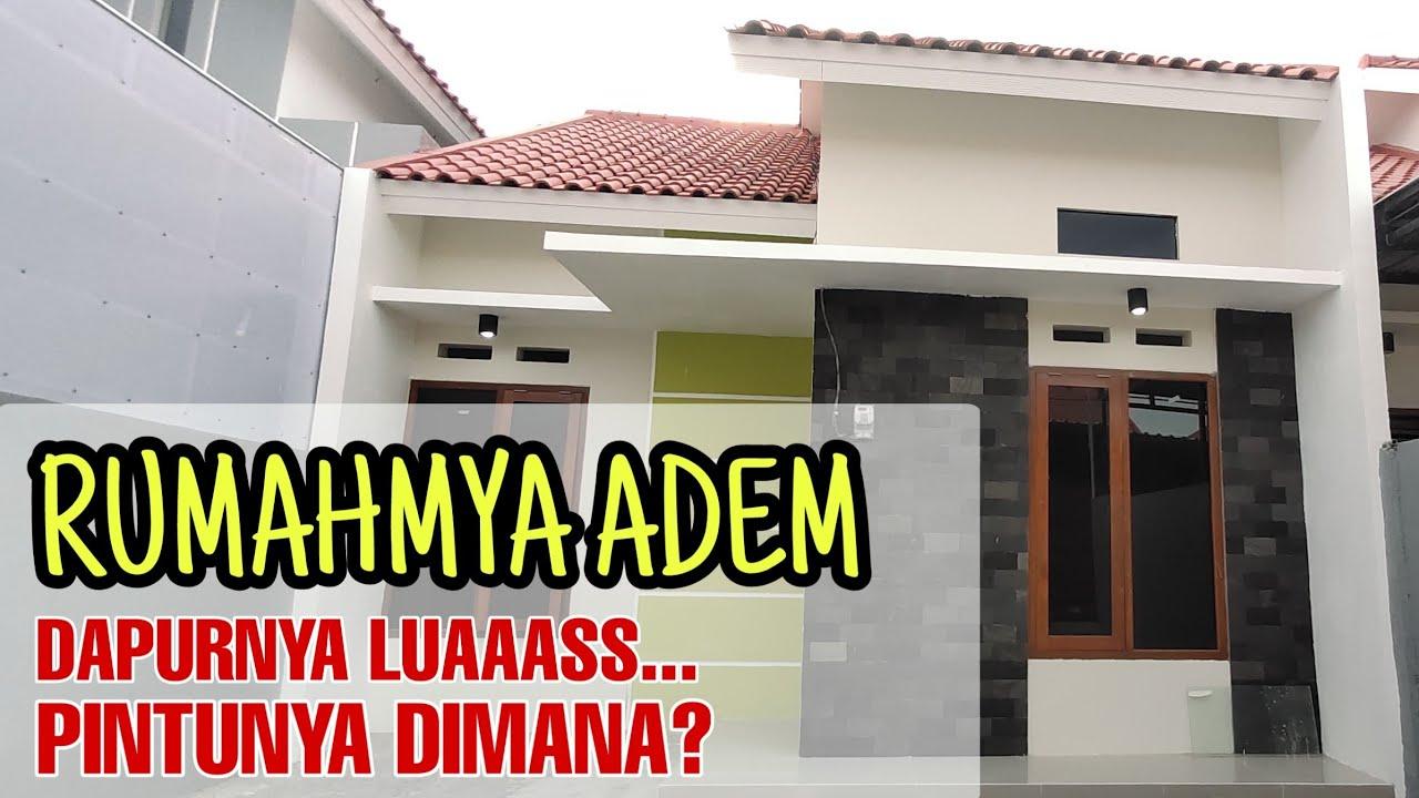 Rumah Minimalis Pintu Hadap Ke Samping - YouTube