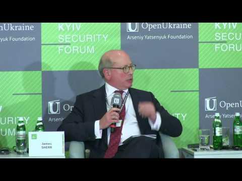 James SHERR. 8th Kyiv Security Forum