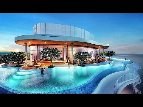 5 Most Stunning Penthouses Around The World | WATCH NOW !