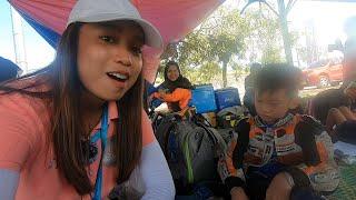 Pembalap Indonesia Join Cubprix | Rider Helmet Pink | #VIRAL