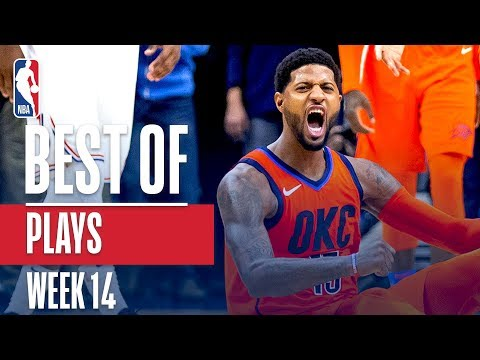 NBA's Best Plays | Week 14