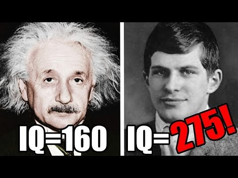 11 YAŞINDA ÜNİVERSİTEYİ BİTİRDİ ! - Tüm Zamanların En Zeki 10 İnsanı