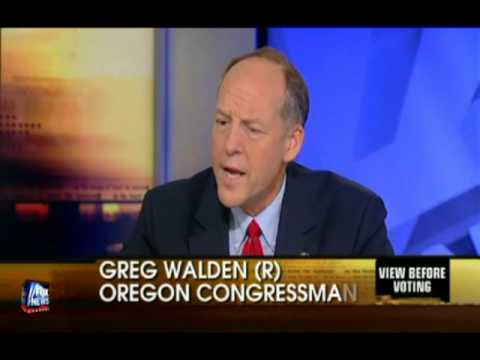 Greg Walden: Time for transparency in Congress