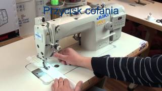 Stebnówka JUKI DDL 8700B-7WB + AK -85